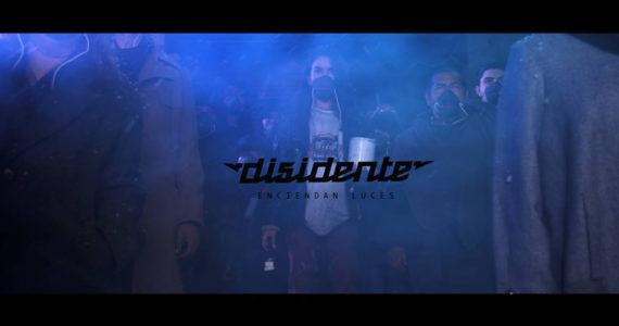"""""""Enciendan luces"""" nuevo video de Disidente"""