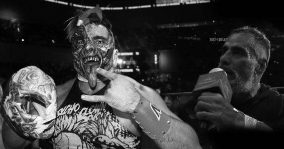Cae la máscara de El Galeno del Mal, Dr. Wagner Jr.
