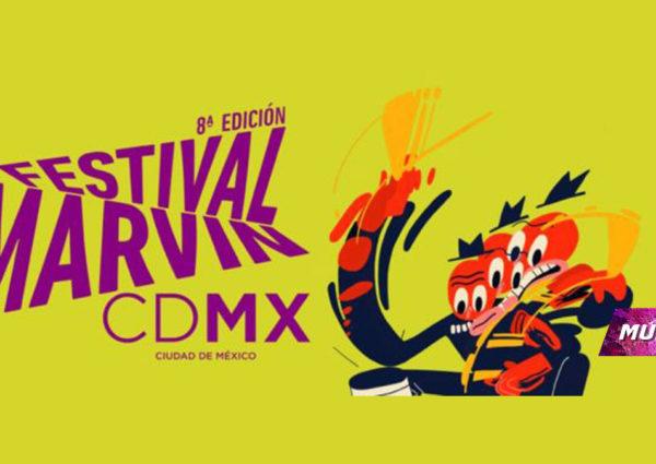 ¿Listos para Festival Marvin 2018?