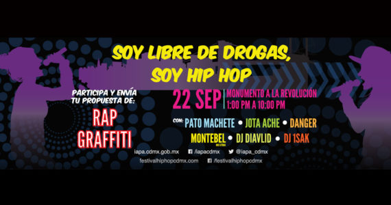 2do. Festival Hip-Hop CDMX 2918